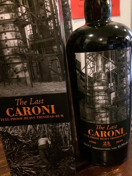 The Last Caroni