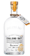 Chalong Bay Cinnamon Infused White Rum