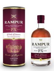 Rampur Sherry Finish Pedro Ximenez Indian Single Malt Whisky