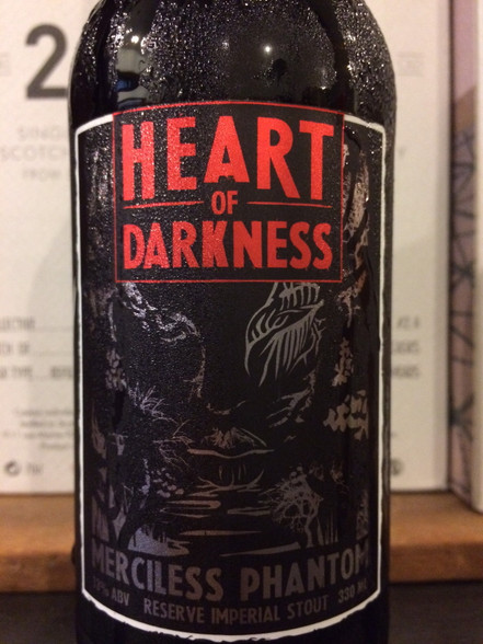 Heart of Darkness Merciless Phantom Imperial Stout