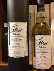 The First Editions Tobermory 1996 Speyside 18YO