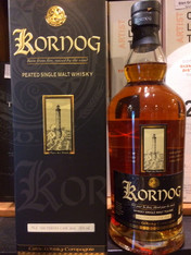 Kornog Peated Brittany Single Malt Sauternes 2016 Cask Finish