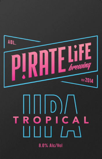 Pirate Life Tropical IIPA