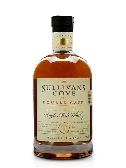 Sullivans Cove Rare Double Cask Tasmanian Whisky