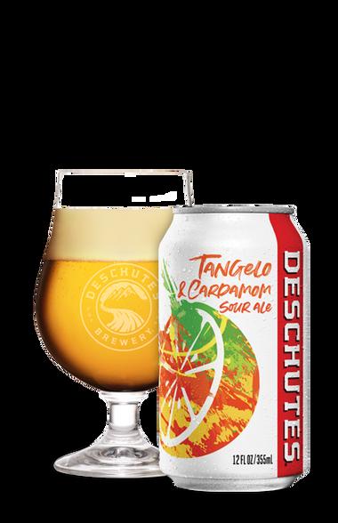 Deschutes Tangelo & Cardamom Sour Ale