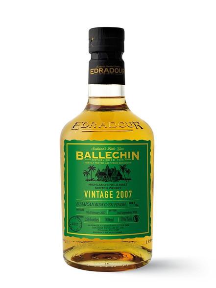Ballechin 2007 12YO Jamaican Rum Cask Finish Single Malt