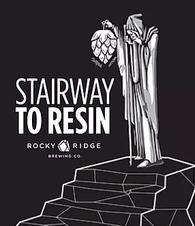 Rocky Ridge Rock Stairway to Resin IPA