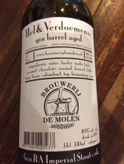 De Molen Hel & Verdoemenis Gin BA Imperial Stout