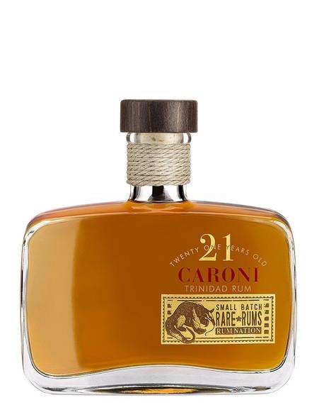 Rum Nation Caroni 21YO Bottle 468 of 900