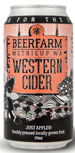 Beer Farm Western Cider