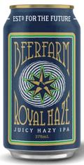 BeerFarm Royal Haze IPA