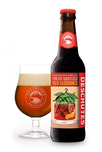 Deschutes Fresh Squeezed Old Fashioned IPA
