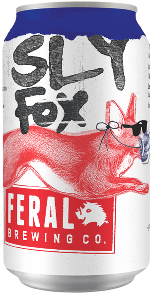 Feral Brewing Sly Fox Session Ale