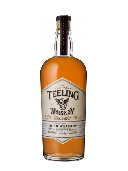 Teeling Single Grain Irish Whiskey Wine Cask Aged