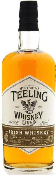 Teeling Rye Gin Finish Irish Whiskey