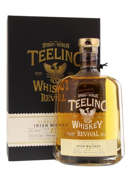 Teeling Revival 12YO Irish Whiskey