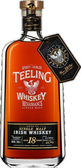 Teeling Renaissance 18YO Irish Whiskey