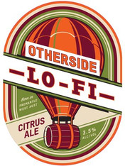 Otherside Brewing Lo Fi Citrus Mid Wheat Ale
