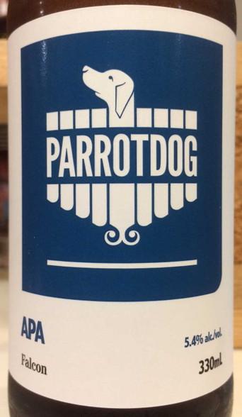 Parrot Dog Falcon APA
