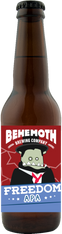 Behemoth Brewing Freedom APA