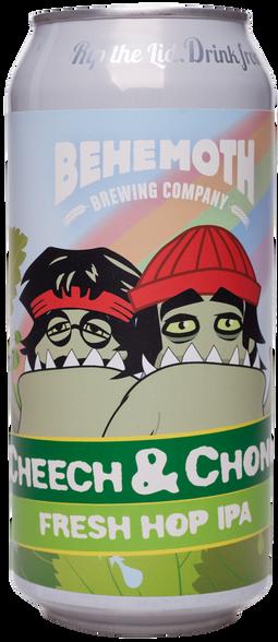 Behemoth Cheech & Chong Fresh Hop Blazy IPA CAN