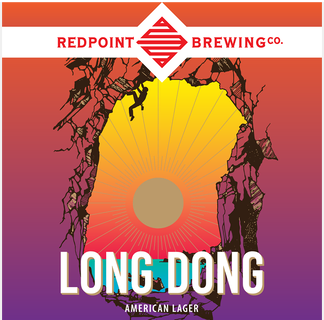 Redpoint Long Dong American Lager