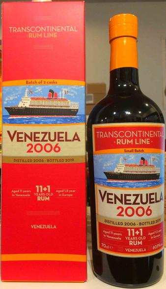Transcontinental Rum Line Venezuela 2006