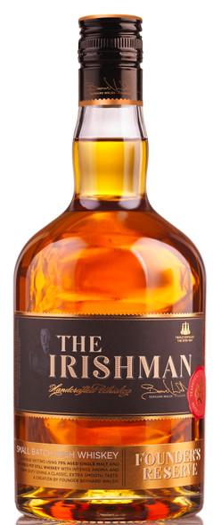 The Irishman Founder's Reserve Irish Whiskey