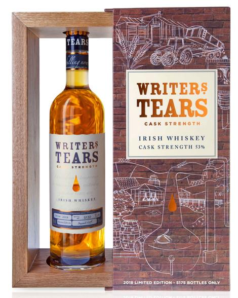 Writers' Tears Cask Strength 2018 Irish Whiskey