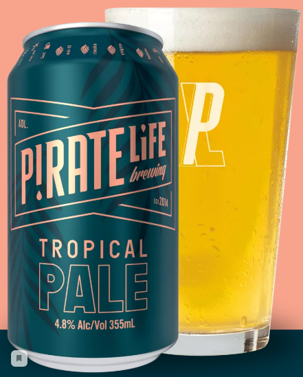 Pirate Life Tropical Pale Ale