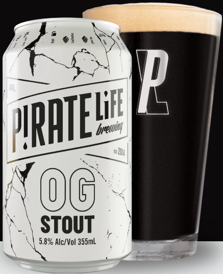 Pirate Life OG Stout