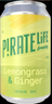 Pirate Life Lemongrass & Ginger Sour