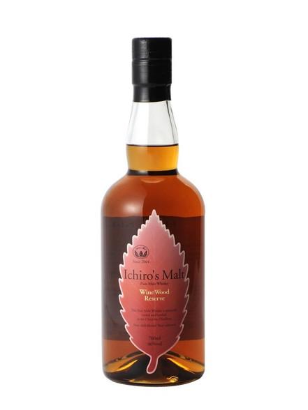 Ichiro's Malt Wine Wood Reserve Whisky