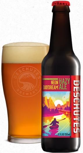 Deschutes Neon Daydream Hazy Pale Ale
