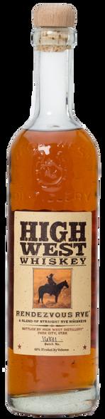High West Rendez Vous Rye Blend