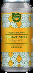 Deeds Brewing Phaze Shift Oat Cream Hazy IPA