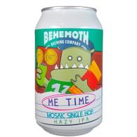 Behemoth Me Time Mosaic Hazy IPA CAN