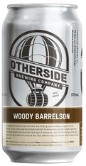 Otherside Brewing Woody Barrelson Brown Ale