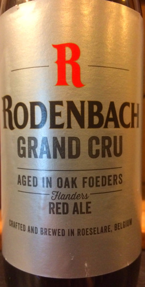 Rodenbach Grand Cru Red Ale
