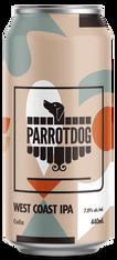 Parrot Dog Colin West Coast IPA