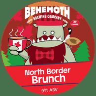 Behemoth North Border Brunch Maple Stout