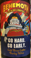 Behemoth Go Hard Go Early