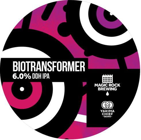 Magic Rock Biotransformer DDH IPA