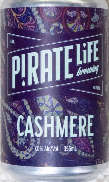 Pirate Life Cashmere IPA
