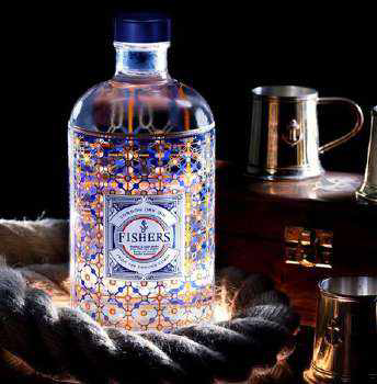 Fishers London Dry Gin