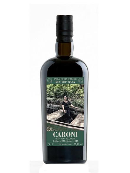 Caroni Employees 3rd Release NITA 20YO Full Proof Trinidad Rum