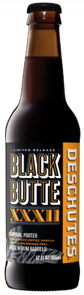 Deschutes Black Butte XXXII Imperial Porter