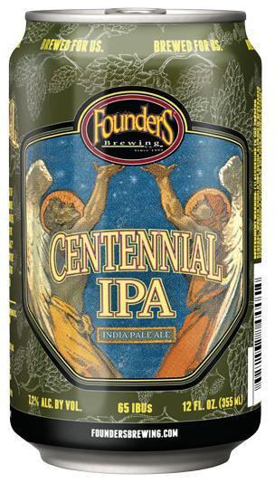Founders Brewing Centennial IPA CAN
