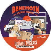 Behemoth Delayed Package Double IPA