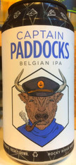 Rocky Ridge Captain Paddocks Belgian IPA